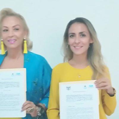 Se comprometen integrantes de la Barra de Abogados de la Riviera Maya a dar apoyo legal a mujeres víctimas de violencia y acoso en Solidaridad