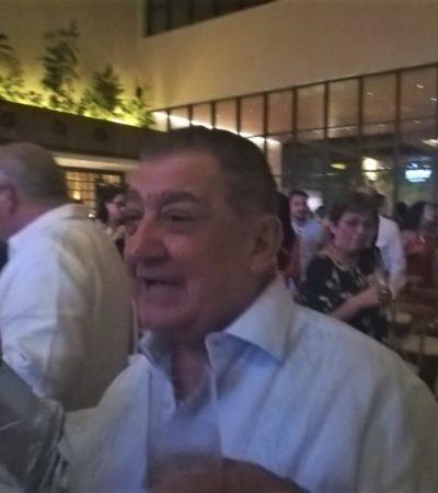 EL QUE NADA DEBE, NADA TEME: Asegura José Chapur que no existen motivos para solicitar un amparo ni para que lo detengan por supuesta compraventa irregular de terrenos federales