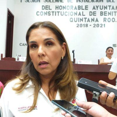 Dice Mara Lezama que en caso de haber irregularidades en el manejo del relleno sanitario procederánconforme a la norma