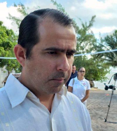 Establecerá Ayuntamiento tarifa tope de mil 300 pesos por el servicio de grúas en Cancún: Jorge Aguilar Osorio