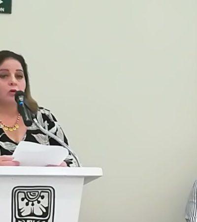 Solicita Marisol Vanegas a Sectur reconsiderar comodato de instalaciones para la descentralización de la dependencia federal a Chetumal