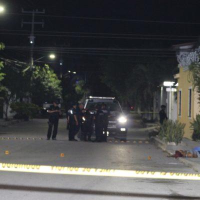 Dos ejecutados en distintos puntos de Playa del Carmen