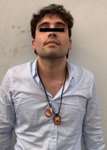Confirman detención de Ovidio Guzmán; lo apodan 'El Ratón nuevo' y es uno de los hijos de 'El Chapo'