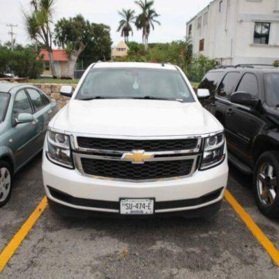 ¿LIMPIEZA EN EL CONGRESO?: Anuncia Edgar Gasca que pondrá a subasta de 2 de los 25 vehículos comprados por la anterior legislatura de Quintana Roo
