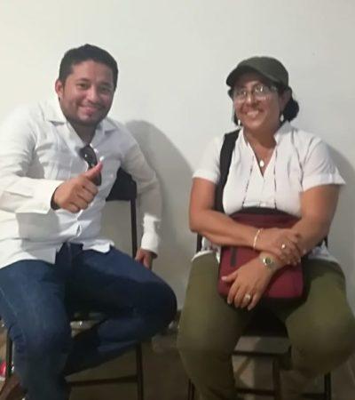COBERTURA   Omar Sánchez Cutis, el triunfador en la elección de consejeros de Morena en el Distrito 01