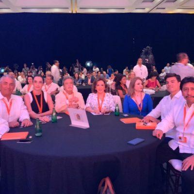 Tulum va por el fortalecimiento turístico y políticas económicas adecuadas, afirma Víctor Mas en la 17ª Cumbre de Negocios