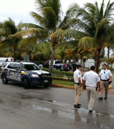 Hallan a cocodrilo arrastrando un cuerpo sin vida que flotaba en laguna de la Zona Hotelera de Cancún; persona se habría ahogado, pero Fiscalía ya investiga hechos
