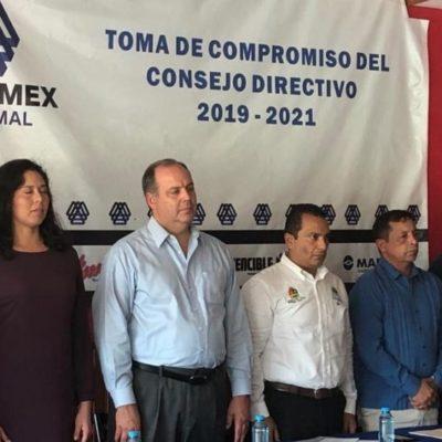 Pide Coparmex que empresarios exijan el cumplimiento de compromisos de desarrollo económico en zona sur de QR
