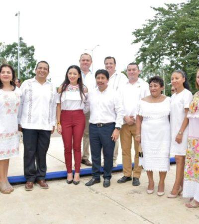 Resalta Víctor Mas la importancia de mantener las tradiciones y la lengua maya