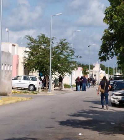 ACTUALIZACIÓN | ATAQUE A BALAZOS EN VILLAS DEL MAR III: Saldo de un hombre y una mujer ejecutados este martes en Cancún