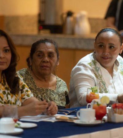 Propone la diputada Cristina Torres gestionar con el gobierno federal la condonación del adeudo de 53 mdp de ISR de José María Morelos