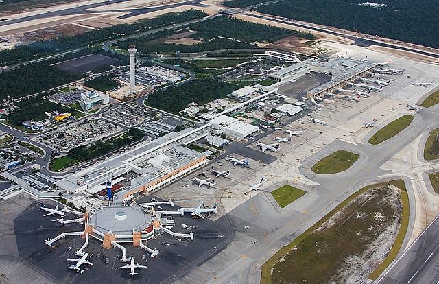 Apertura de nuevos vuelos desde EU y Canadá, permitirán al aeropuerto de Cancún cerrar el 2019 con más pasajeros movilizados que en 2018