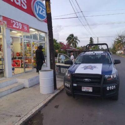 Otro asalto a farmacia en Chetumal