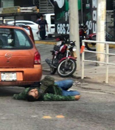 Reporta SEDENA saldo de 8 muertos y 16 heridos tras enfrentamientos en Culiacán