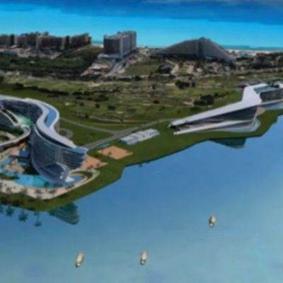 Existe preocupación del empresariado por el impacto que tendrá el megaproyecto Grand Island Cancún en los servicios básicos de la Zona Hotelera, admite Mara Lezama