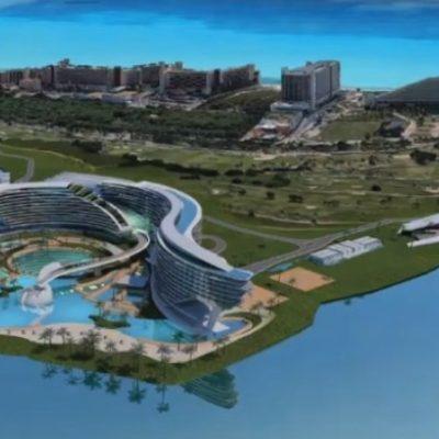 Surgen dudas sobre la capacidad de servicios y vialidad para la zona donde se construirá el megaproyecto hotelero Grand Island Cancún