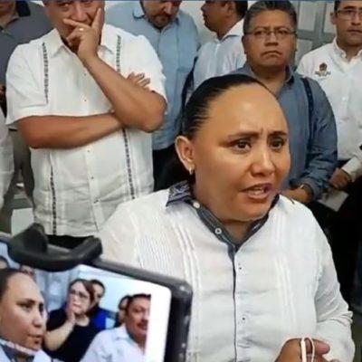 Llama Cristina Torres a crear mesa de trabajo para analizar la instalación de parquímetros que fueron aprobados durante su administración en Solidaridad