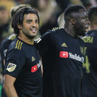 NOCHE DORADA PARA CARLOS VELA: Con dos goles del cancunense, el LAFC arrolla 5-3 goles al LA Galaxy en la MLS