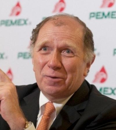 Exdirector general de Pemex habría desviado 2 mil mdp a campaña de Peña Nieto, según grabaciones