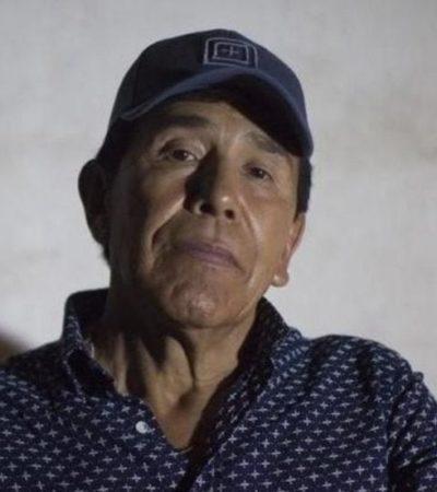 Disputará AMLO bienes de Caro Quintero con EU