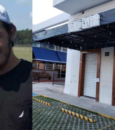 CATEAN Y ASEGURAN DISCOTECA 'DISTRITO CAVANA': Investigan oficialmente desaparición de joven en antro propiedad de un regidor de Cancún