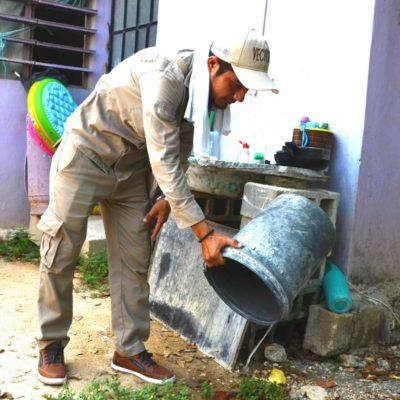 LANZAN CAMPAÑA INTENSIVA CONTRA EL DENGUE: Emprenden fumigación de 1,800 hectáreas en Cancún para combatir el mosco transmisor; en Playa nebulizarán 40 escuelas