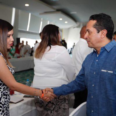 Quintana Roo prohibió el uso de plásticos, un paso histórico a favor del medio ambiente: Carlos Joaquín