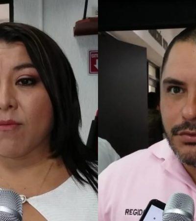 Se oponen los regidores Reyna Tamayo e Issac Janix al incremento de impuesto predial por actualización de tablas catastrales en BJ