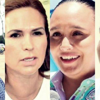 Rompeolas: Aprovecha PAN-PRD el desastre de Laura Beristain en Solidaridad