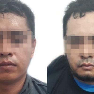 Detienen a dos presuntos asesinos de dueño de taquería en Playa del Carmen