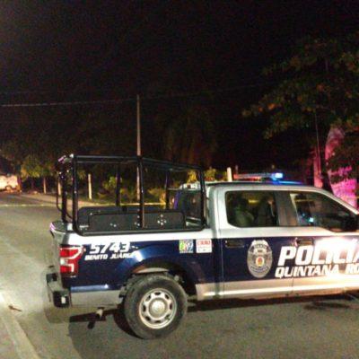 Reporta recolector de basura un cuerpo descuartizado frente a residencial Villas Playa Blanca de la SM 85 de Cancún