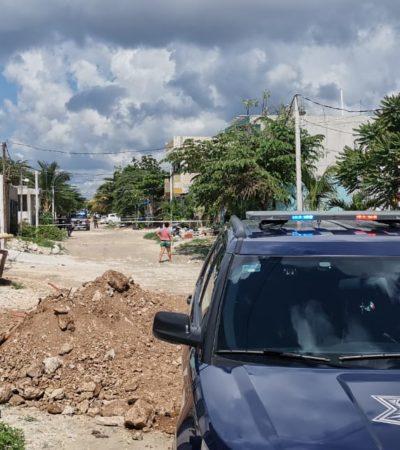 Asesinan a un sujeto en In House, Playa del Carmen