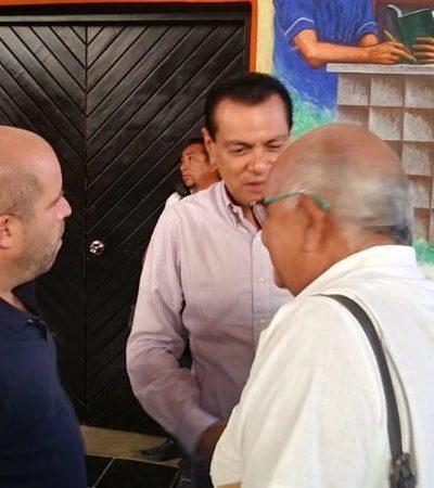 Propone PVEM a Juan Carlos Beristain y Arturo Castro para el puesto de secretario general del Congreso