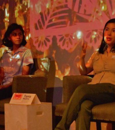 Preparan la novena edición del Hanal Pixán en Tres Reyes