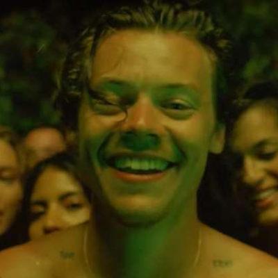 El cantante Harry Styles estrena video que fue grabado en Cancún