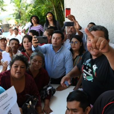 """FRAUDE, FRAUDE, FRAUDE"": Cancela Morena asambleas por nuevos disturbios en Campeche, Chiapas, Oaxaca, Tabasco y Veracruz"