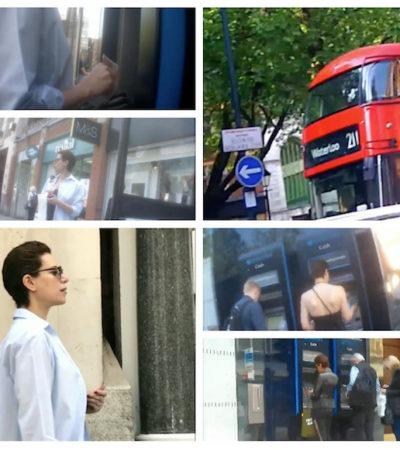 Detienen en Londres a Karime Macías con fines de extradición