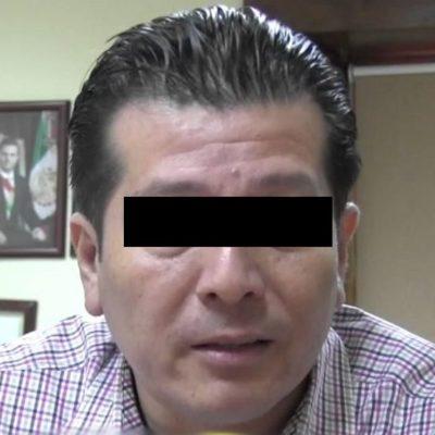Detienen al extesorero del exgobernador priista de Nayarit, Roberto Sandoval, por peculado
