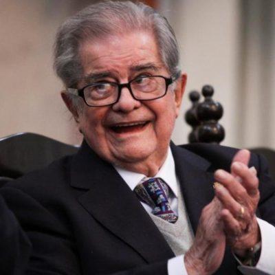 ADIÓS A UNO DE LOS HOMBRES MÁS SABIOS Y GENEROSOS DE MÉXICO: A los 93 años, muere Miguel León Portilla, historiador, filosofo, investigador y humanista