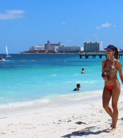 MEJORA PERSPECTIVA TURÍSTICA: Prevé Best Day ocupaciones de 85% para la temporada de fin de año en destinos de Quintana Roo