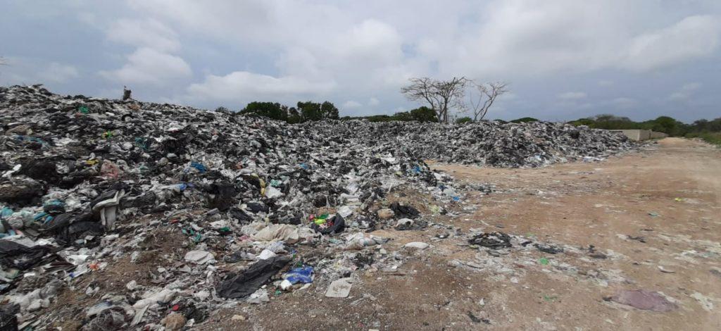 Realizan inspección judicial en relleno sanitario de Chetumal tras amparo de vecinos para clausurar la zona