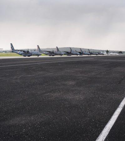 VA SANTA LUCÍA: Revocan la última de las siete suspensiones que impedían las obras del nuevo aeropuerto