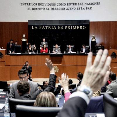 Envía AMLO al Senado terna para elegir al comisionado presidente de la CRE