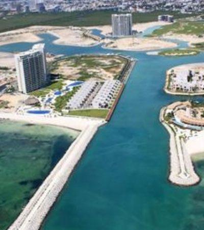 Marinas de Cancún buscan obtener certificación 'Blue Flag' y sumarse a las siete playas del destino que ya cuentan con este reconocimiento