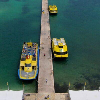 Transporte lagunar de Cancún iniciará operaciones en 2020 y no saldrá de Tajamar, confirma Germán Orozco
