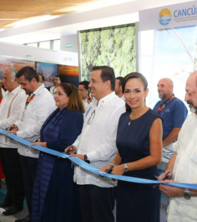 Garantiza Puerto Morelos playas sin sargazo para la temporada alta de invierno