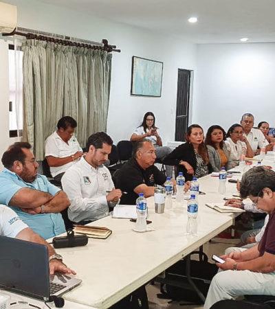 Participa Puerto Morelos con el Instituto Geográfico y Catastral de QR para crear iniciativa de reforma a la Ley de Catastro del Estado