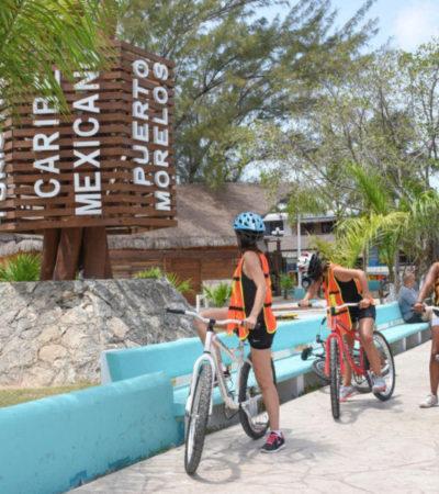 Puerto Morelos expande las estrategias de promoción turística en ciudades de Sudamérica