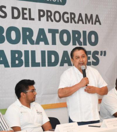 """Implementan el programa """"Laboratorio de Habilidades Digitales"""" para brindar herramientas y mejorar el desarrollo personal y laboral de jóvenes en Puerto Morelos"""
