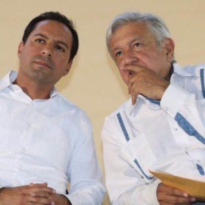 YUCATÁN SE APRETARÁ EL CINTURÓN: Reducción presupuestal de 5 mil mdp ocasionará recortes de personal, desaparición o fusión de dependencias estatales y creación de nuevos impuestos, adelanta Mauricio Vila Dosal